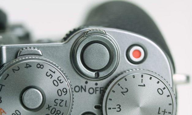Goodbye Nikon, Hello FujiFilm!