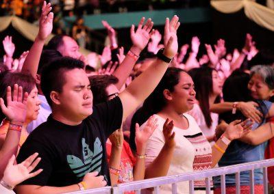 Intense worship