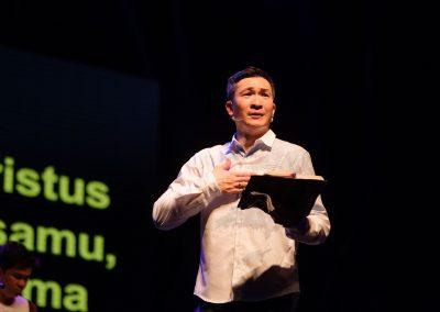 Powerful testimony from Philip Mantofa