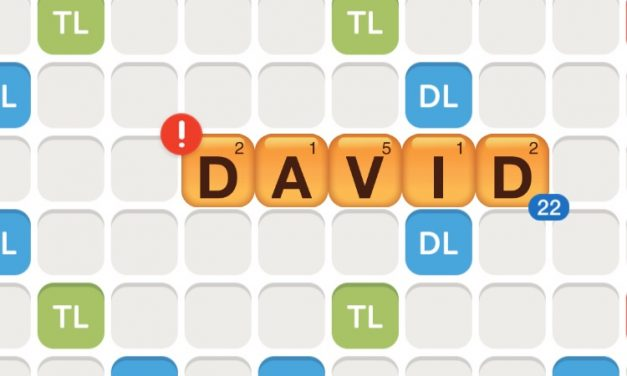 Words with David
