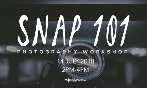 SIBKL Photography SNAP 101