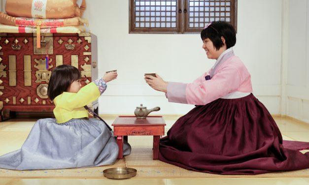 Day 4 : Namsan Tower & Hanbok Experience