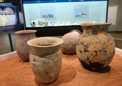 Korean ancient pottery