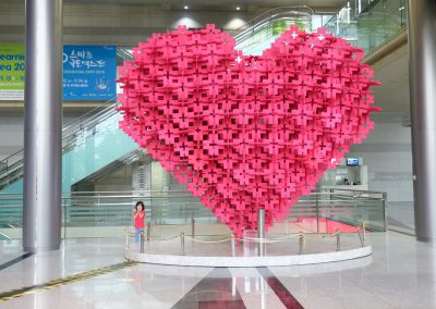 A very big heart