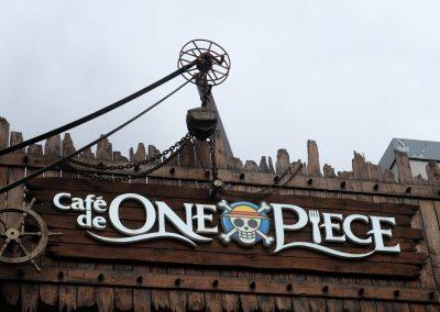 Cafe De One Piece