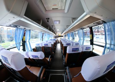 ₩6000 (USD6 RM24) bus ride for a whole day.