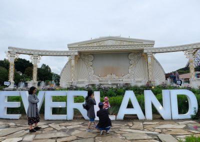 Everland signboard