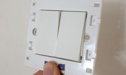 Fixed Light Switch