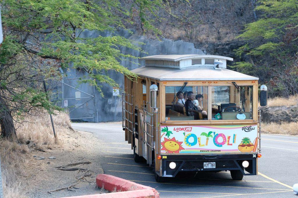 Waikiki Trolley | FromDavid.com